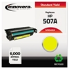 Innovera Remanufactured CE402A (507A) Toner, Yellow