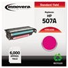 Remanufactured CE403A (507A) Toner, Magenta