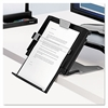 Professional Series Document Holder, Plastic, 250 Sheet Capacity, Black