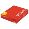 Deluxe Reinforced Top Tab Folders, 2 Fasteners, 1/3 Tab, Letter, Red, 50/Box