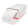 Universal Dot Matrix Printer Labels, 1 Across, 1-7/16 x 4, White, 5000/Box