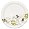 "Pathways Soak Proof Shield Heavyweight Paper Plates, 5 7/8"", 500/Carton"