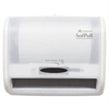 Automatic Towel Dispenser, 12 4/5 x 6 3/5 x 10 1/2, White