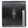 Georgia Pacific Hygienic Push-Paddle Roll Towel Dispenser, Translucent Smoke