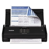 Brother ImageCenter ADS-1000W Wireless Compact Scanner, 600 x 600 dpi, 20 Sheet ADF