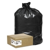 Super Value Pack Contractor Bags, 42gal, 2.5 Mil, 33 x 48, 50/Carton