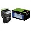 Lexmark 70C10K0 Toner (LEX-701K) 1000 Page-Yield, Black