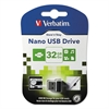 Store 'n' Stay Nano USB Flash Drive, 32 GB, Black