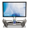 Allsop DeskTek Monitor Stand, 20 3/10 x 11 3/5 x 5 2/5, Gray
