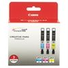 Canon 6449B009 (CLI-251XL) ChromaLife100+ High-Yield Ink, Cyan/Magenta/Yellow, 3/PK