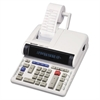 Sharp CS-2850A Two-Color Printing Calculator, Black/Red Print, 4.8 Lines/Sec