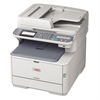 MC562w Wireless Multifunction Color Laser Printer, Copy/Fax/Print/Scan