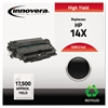 Innovera Remanufactured CF214X (14X) High-Yield Toner, Black