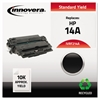 Innovera Remanufactured CF214A (14A) Toner, Black