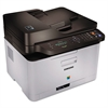 Samsung Xpress C460FW Color Wireless Multifunction Laser Printer, Copy/Fax/Print/Scan