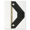 Avery Triangle Shaped Sheet Lifter for Three-Ring Binder, Black, 2/Pack