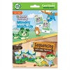 The Board Dudes LeapFrog Card Game Double Pack - Memory Match Up /Sequencing,