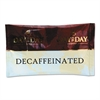 Day to Day Coffee 100% Pure Coffee, Decaffeinated, 1.5 oz Pack, 42 Packs/Carton