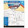 Publishing Common Core 4 Today Workbook, Language Arts, Kindergarten, 96 pages