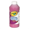 Artista II Washable Tempera Paint, Magenta, 16 oz
