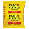 Café Bustelo Coffee, Espresso, 2oz Fraction Pack, 30/Carton