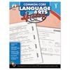 Carson-Dellosa Publishing Common Core 4 Today Workbook, Language Arts, Grade 1, 96 pages