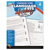 Carson-Dellosa Publishing Common Core 4 Today Workbook, Language Arts, Grade 4, 96 pages