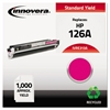 Remanufactured CE313A (126A) Toner, Magenta