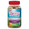 Digestive Advantage Probiotic Gummies, Natural Fruit Flavors, 30 Count,12/Carton