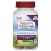 Digestive Advantage Probiotic Gummies, Natural Fruit Flavors, 80 Count