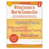 Scholastic Common Core Writing Lessons, Grade 1