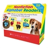 Scholastic Nonfiction Alphabet Readers, Grades PreK-1