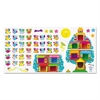 TREND Owl Stars Job Chart Bulletin Board Set, 54 pieces