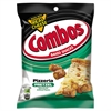 Combos Combos Baked Snacks, 6.3 oz Bag, Pizzeria Pretzel, 12/Carton