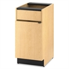 HON Hospitality Single Base Cabinet, Door/Access Panel, 18 x 24 x 36, Natural Maple