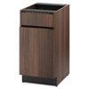 HON Hospitality Single Base Cabinet, Door/Access Panel, 18 x 24 x 36,Columbia Walnut