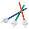"""Learning Resources Hand Pointers Set, 15"""", Assorted Colors, 3/Set"""