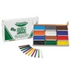 Crayola Woodless Color Pencils, Classpack, Assorted, 120/Pack
