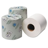 Wausau Paper EcoSoft Universal Bathroom Tissue, 2-Ply, 500 Sheets/Roll, 96 Rolls/Carton
