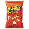 Crunchy Cheese Flavored Snacks, 2 oz Bag, 64/Carton