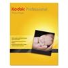 Kodak Professional Inkjet Photo Paper, Luster, 10.9 mil, 8 1/2 x 11, White, 50 Shts/PK