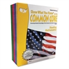 Show What You Know Common Core Assessment Reference Kit, Math/Reading, Grades 3-6, 1280 Pages