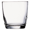Marbel Beverage Glasses, 10.5oz, Clear, 6/Box