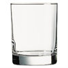 Office Settings Riviera Beverage Glasses, 14oz, Clear, 6/Box