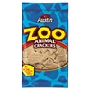 Zoo Animal Crackers, Original, 2oz Pack, 80/Carton