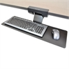 Ergotron Neo-Flex Underdesk Keyboard Arm, 27w x 9d, Black