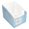 "Kleenex Desk Caddy, 11 8/10"" x 6 9/10"" x 11 3/10"", Blue, 24/Carton"