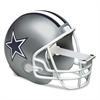 "Scotch NFL Helmet Tape Dispenser, Dallas Cowboys, Plus 1 Roll Tape 3/4"" x 350"""