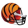 "Scotch NFL Helmet Tape Dispenser, Cincinnati Bengals, Plus 1 Roll Tape 3/4"" x 350"""