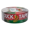 "Duck Maximum Strength Duct Tape, 11.5mil, 1.88"" x 45yd, 3"" Core, Silver"